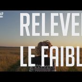 Glorious - Relever le faible - album : 1000 ECHOS