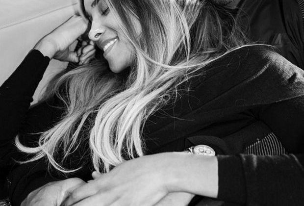 """Ciara dit que son """"meilleur"""" cadeau de la Saint-Valentin, c'est juste être avec """"le plus grand amour"""" Russell Wilson❤"""
