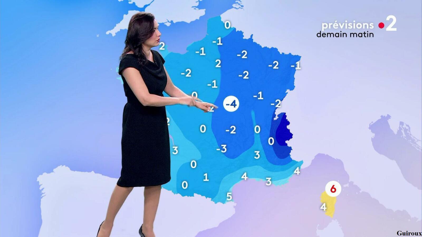 Anaïs Baydemir 14/04/2021 Journaux météo du soir