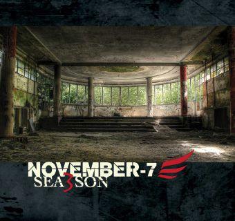NOVEMBER 7: Season 3 (2011) Modern Metal