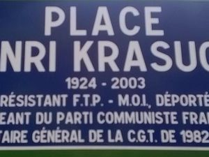 Hommages rendus aux FTP-MOI parisiens