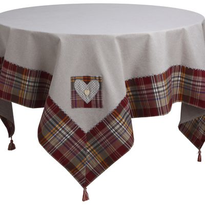 Collection LOUISE: Nappe 150x150