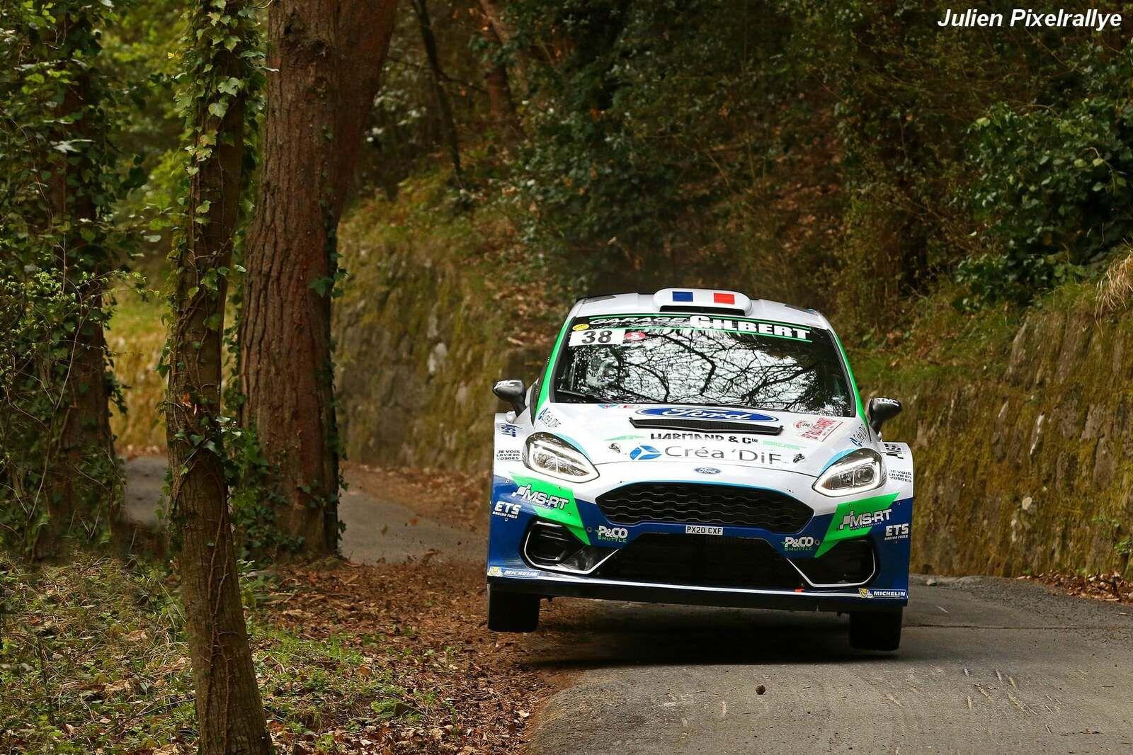 Rallye Sanremo WRC 2021....  T.Neuville  devant  après 3 spéciales...