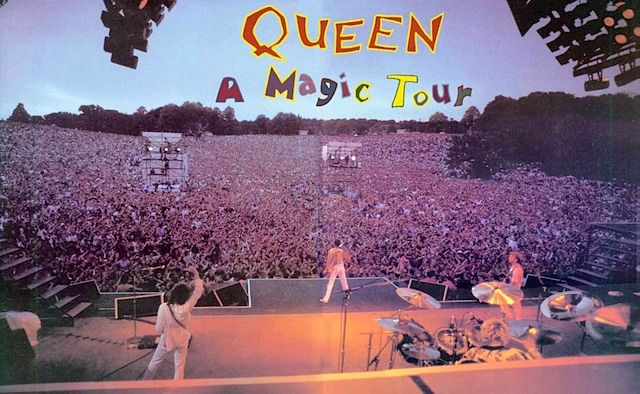 Les plus grands concerts de Queen