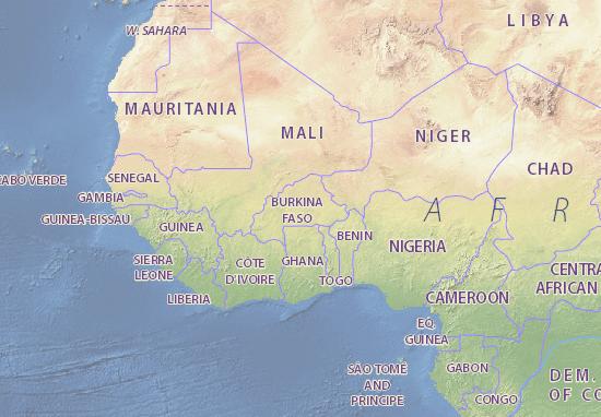 Imágenes rurales de Burkina Faso.- El Muni.