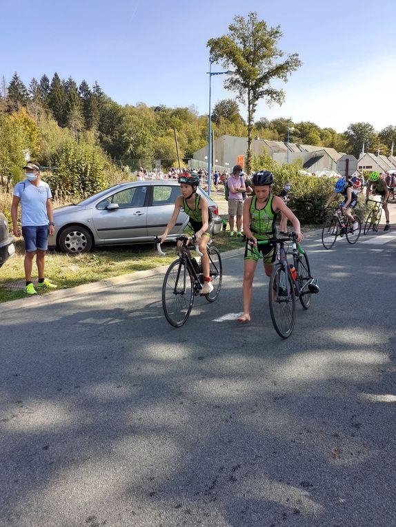 """Triathlon de Charveville aux """"Vieilles Forges"""""""