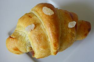 CROISSANTS PATE A TARTINER AU LAIT NEWTREE (thermomix)