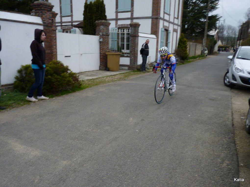 Course à St Lubin
