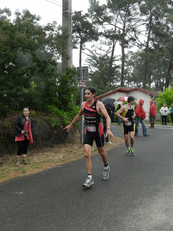 Triathlon de Lacanau 2014