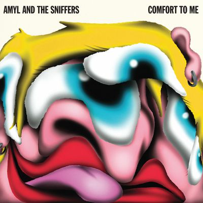 2021 - Amyl and The Sniffers - Comfort To Me [24-44.1]