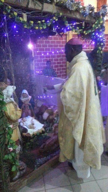 Messe de Noël 2019 en la cathédrale de Kara-Togo