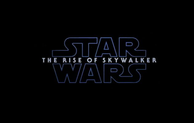 STAR WARS EPISODE IX : THE RISE OF SKYWALKER