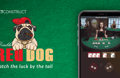 Double Red Dog : un nouveau jeu de casino en direct signé BetConstruct