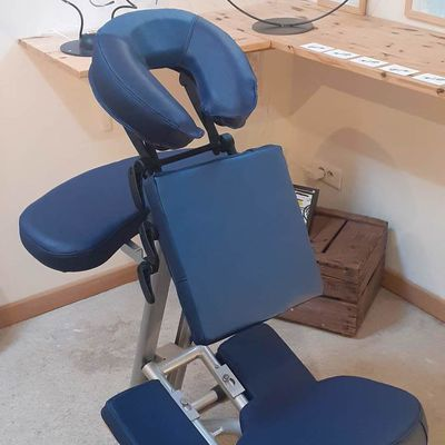 REMISE A NEUF CHAISE D MASSAGE
