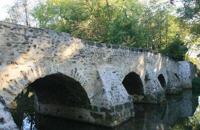 Randonnée dans la vallée de l'Yerres de Combs la Ville à Verneuil l'Etang