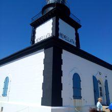 Lundi 6 mai phare de Revellata