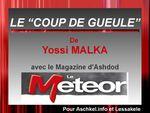 """""""Coup de Gueule"""" à... la Turquie et au tollé des Nations Par Yossi MALKA"""