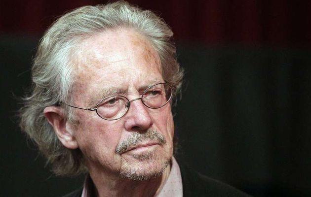 Le prix Nobel de littérature 2019 est Peter Handke