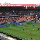 Blog PSG - Au coeur du PSG - Coulisses Parc des Princes