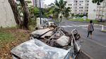 La Réunion - Tensions après la mort d'un motard dans une collision avec la police