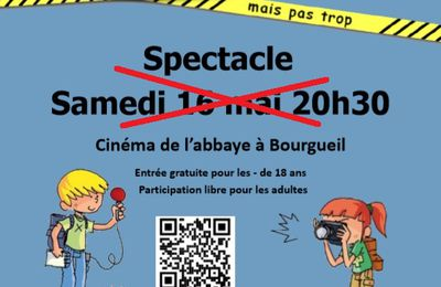 Report du Spectacle Reporters 2020