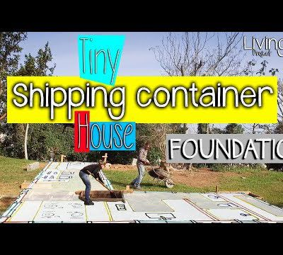 """Petite maison en container maritime """" odd life crafting"""""""