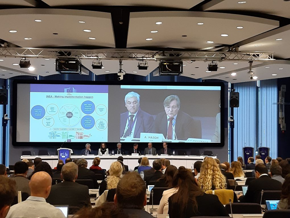 INFODAY H2020 TRANSPORTS A BRUXELLES