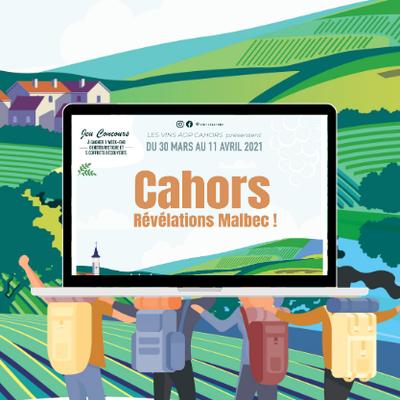 Cahors Révélation Malbec : opération cavistes