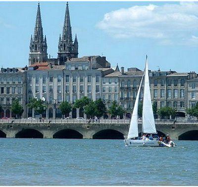 Un Comité d'Entreprise sur la Garonne ... !