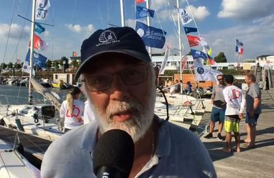 Interview - Les Sports Nautiques Sablais (SNS) à la barre du Mondial J/80 2018