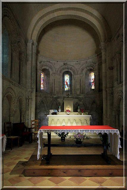 Diaporama église fortifiée de Moulis-en-Médoc