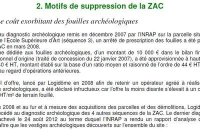 Suppresion de la ZAC Kessler-Rabanesse