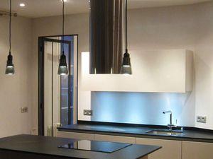 Décloisonnement d'un appartement à Boulogne Billancourt (architecture intérieure)