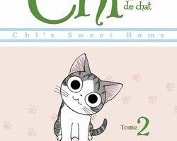 Chi une vie de chat, tome 2 de Konami Kanata