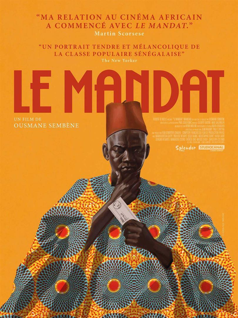 Le Mandat (BANDE-ANNONCE) de Ousmane Sembene avec Makhouredia Gueye, Ynousse N'Diaye, Isseu Niang
