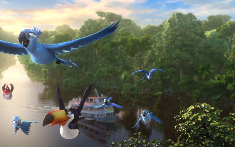 [info] Rio 2 : au cinéma en avril 2014