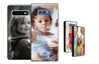 Commander une coque personnalisée Samsung Galaxy S10 ou S10 Plus