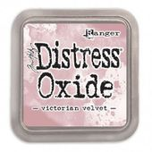 RATDO56300 : ENCRE DISTRESS OXIDE VICTORIAN VEL FEE DU SCRAP