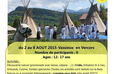 NOUVEAU : stages aïkido pour tous