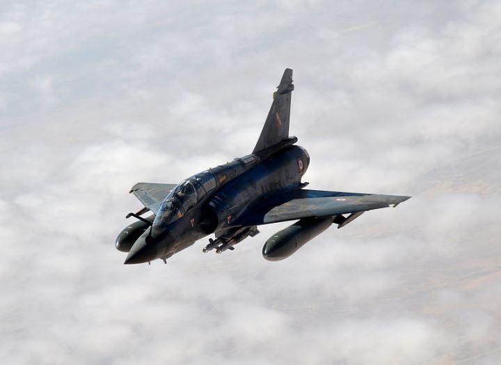 Des avions français ont effectué un deuxième survol du Centrafrique