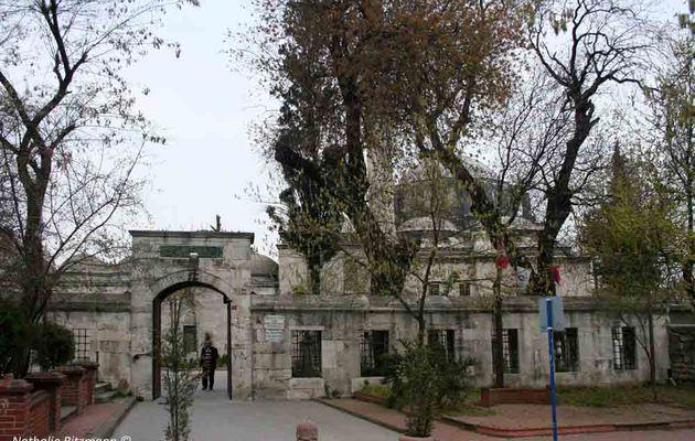 La mosquée Gazi Ahmet Paşa à Istanbul, oeuvre de Sinan peu connue