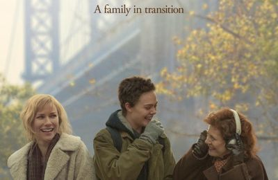 3 Generations (ABOUT RAY) (2015) (BANDE ANNONCE) avec Elle Fanning, Naomi Watts, Susan Sarandon