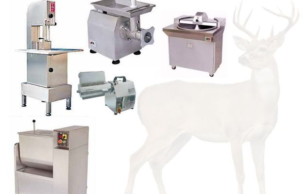 Why and How to Buy Deer Processing Equipment Online