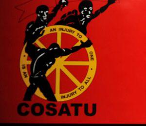 Le syndicat de classe sud-africain COSATU quitte la Confédération syndicale internationale (CSI) et rejoint la Fédération syndicale mondiale (FSM)