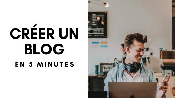 Créer un blog en 5 minutes avec Overblog