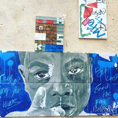 Street art à Toulouse