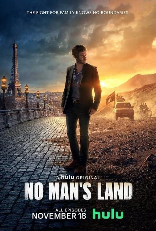 No Man's Land (Mini-series, 6 épisodes) :quête de réponses sans frontières