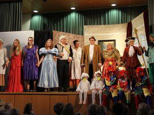 """Theater am Hofgarten faszinierte Groß und Klein mit dem Grimm-Märchen """"Aschenputtel"""""""