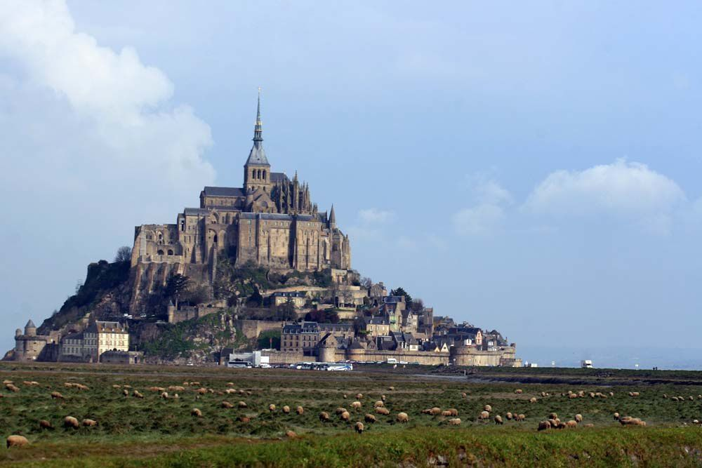 Album - Le Mont-Saint-Michel