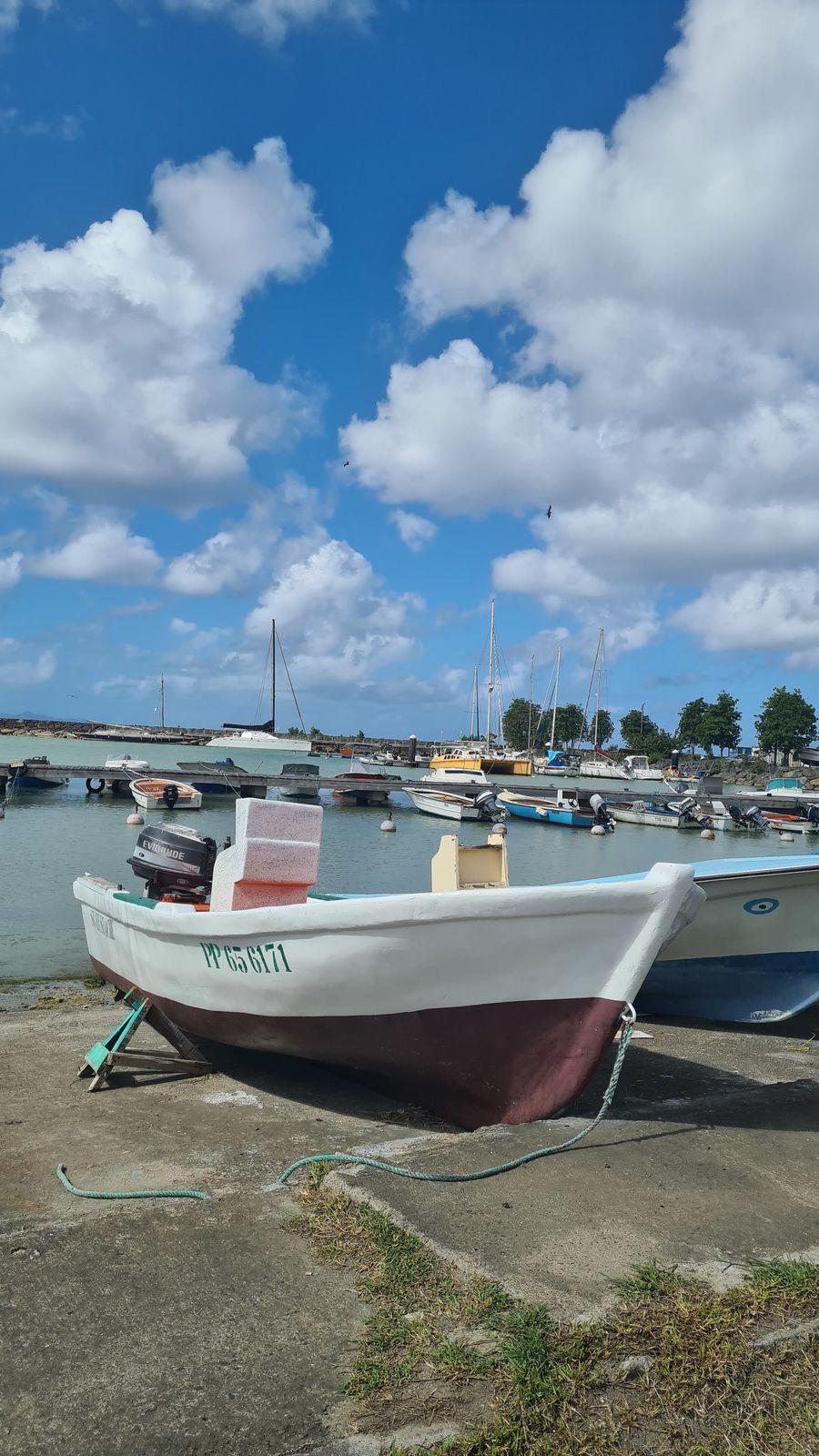 Port Louis et la plage du Souffleur